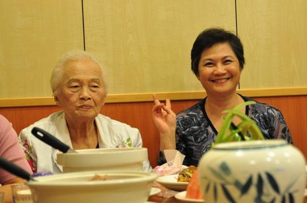 2008/05/02 客官餐廳~奶奶生日~