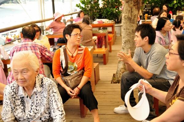 2009/05/10走走去碧潭~