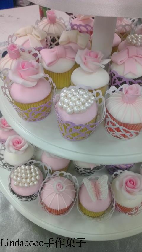 客製化杯子蛋糕們