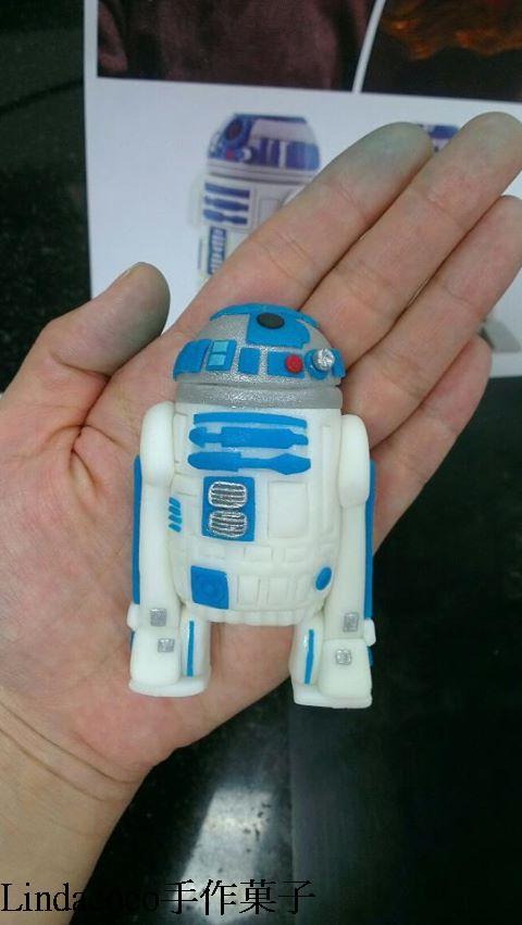 掌上型R2-D2