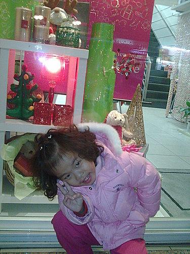 2009/12/24 小岑妹過第一個聖誕節-03