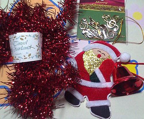 2009/12/24 小岑妹過第一個聖誕節-07