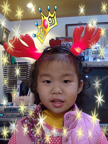 2009/12/24 小岑妹過第一個聖誕節-29