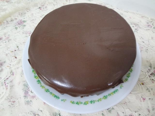 樂樂甜點 超濃生巧克力布朗尼蛋糕