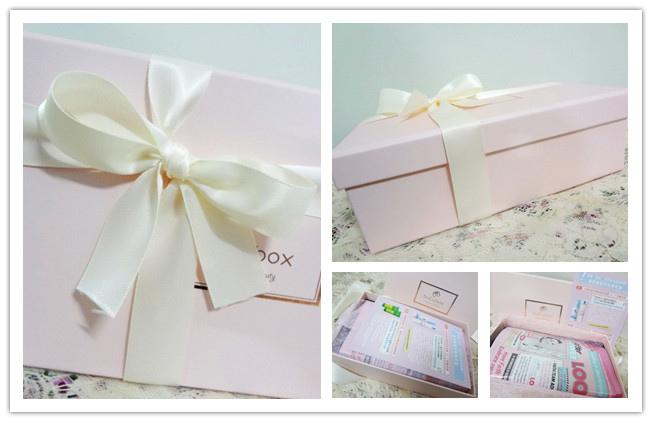 2015年 butybox6月份美妝體驗盒