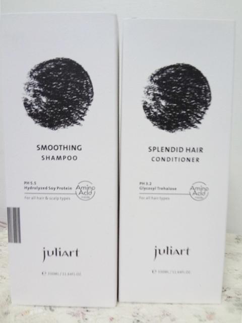 JuliArt髮現完美髮質機能系列