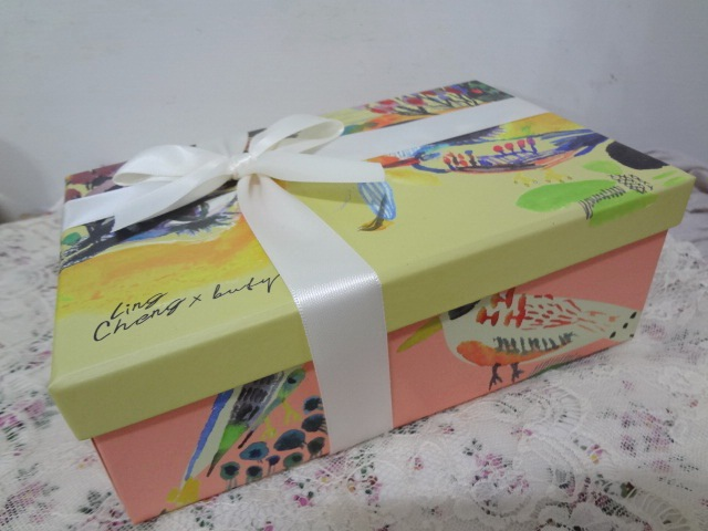 iEgoArt x butybox聯名專屬美妝盒