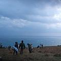 2008第一個早晨,日出與海。