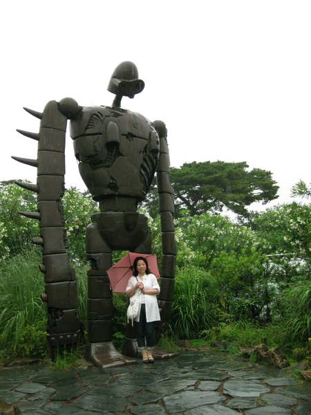 天空之城~~機器人