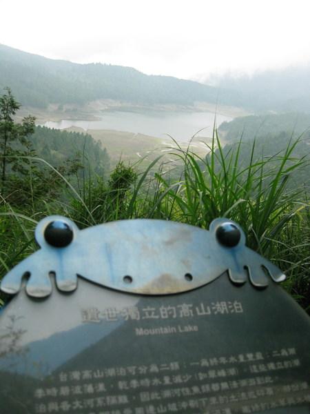 高山湖泊-翠峰湖