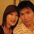 """施小琪&朋騰。我們只是認識十年的""""朋友""""。"""
