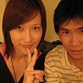 """施小琪&朋騰。我們只是很久的""""朋友""""。""""普通""""的。"""