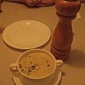 今日湯~蘑菇濃湯