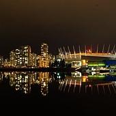 溫哥華夜景