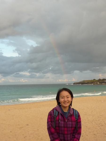 雨中的彩虹.JPG