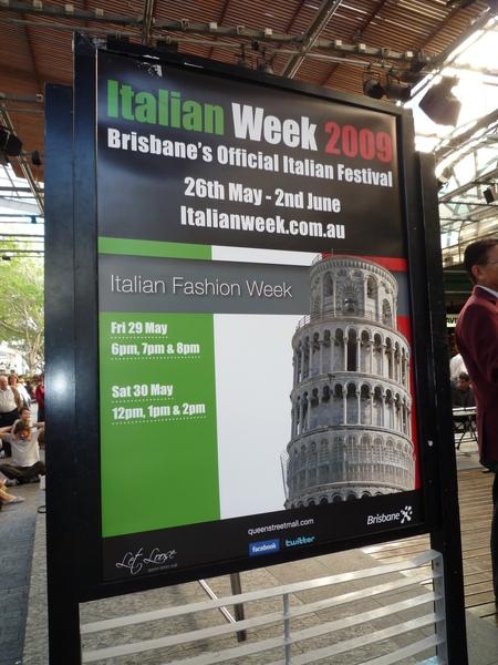 Italia Week 2009