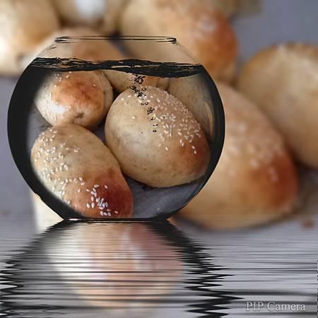 起司肉鬆麵包