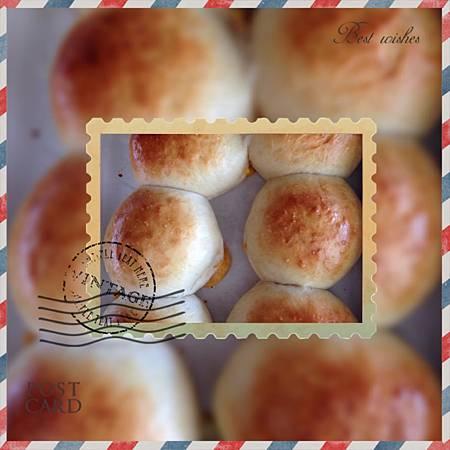 肉鬆乳酪麵包11/10/2013
