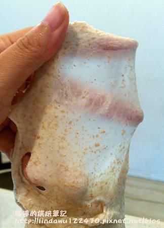 全麥(火雞)培根起司麵包2