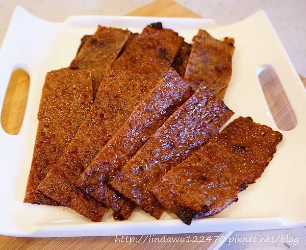 豬肉乾-成品