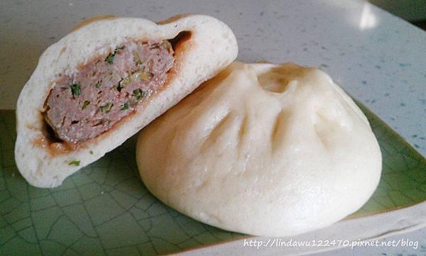鮮肉包 成品1
