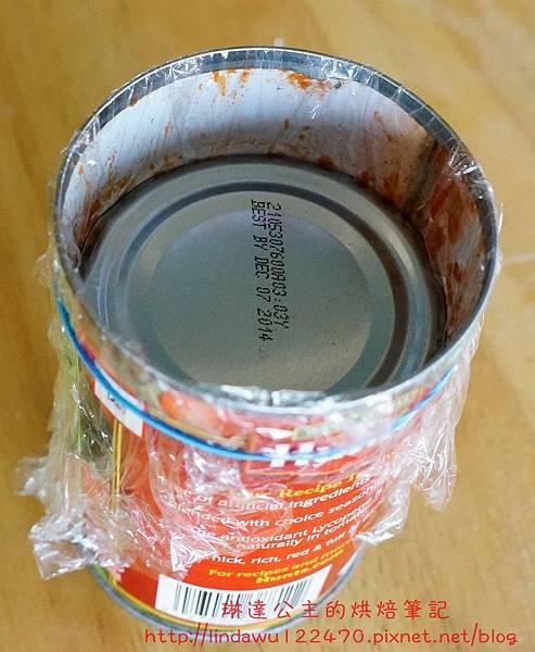 肉醬義大利麵--冷凍番茄膏