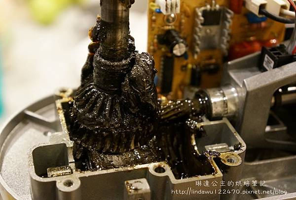 修理KA攪拌機-1