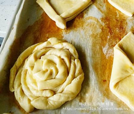 丹麥麵包-切邊麵團利用