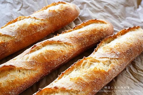 #71 baguette 成品圖 1