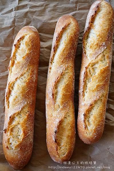 #71 baguette 成品圖 2