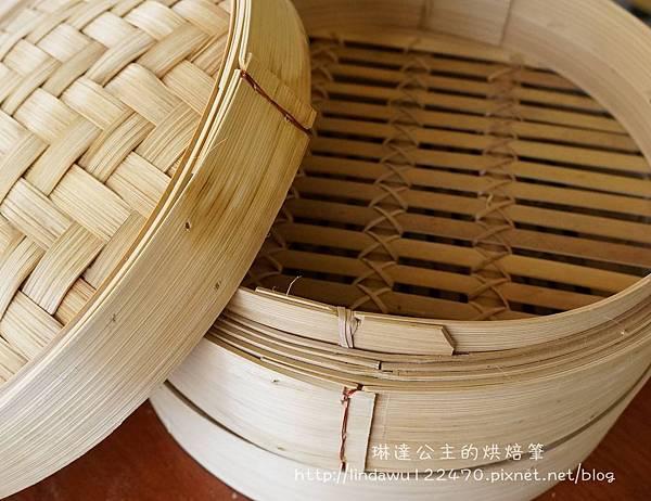 竹蒸籠-外形
