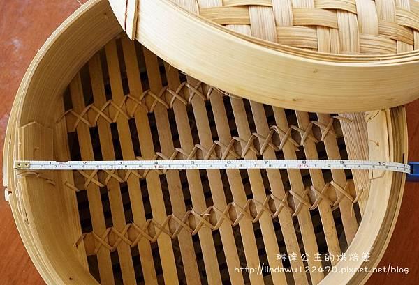 竹蒸籠-內圈10寸