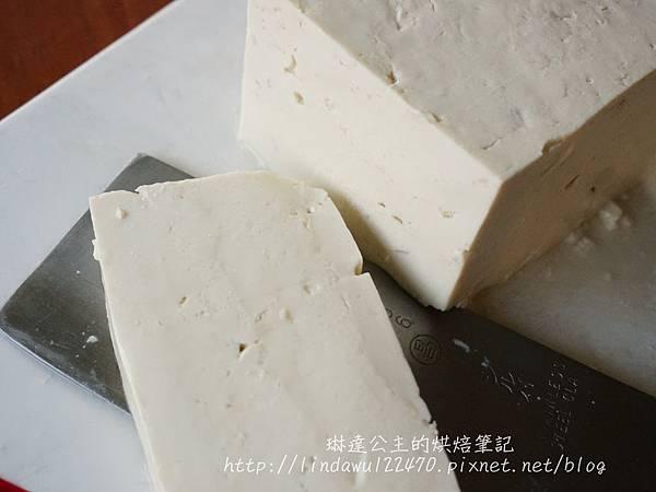 自製豆腐(熟石膏)--成品圖1