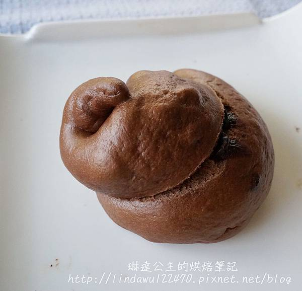 巧克力豆饅頭-大便造型
