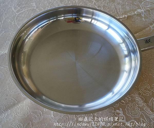 不鏽鋼鍋-清潔後正面