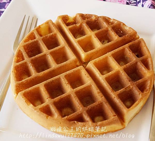 Belgian Waffle-成品圖3