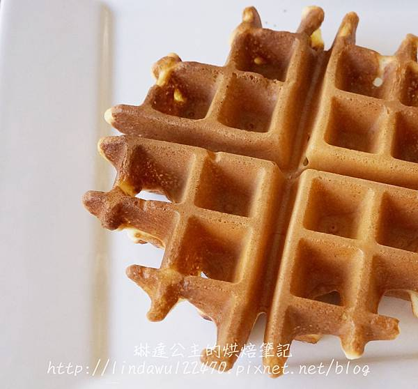 Belgian Waffle-成品圖4