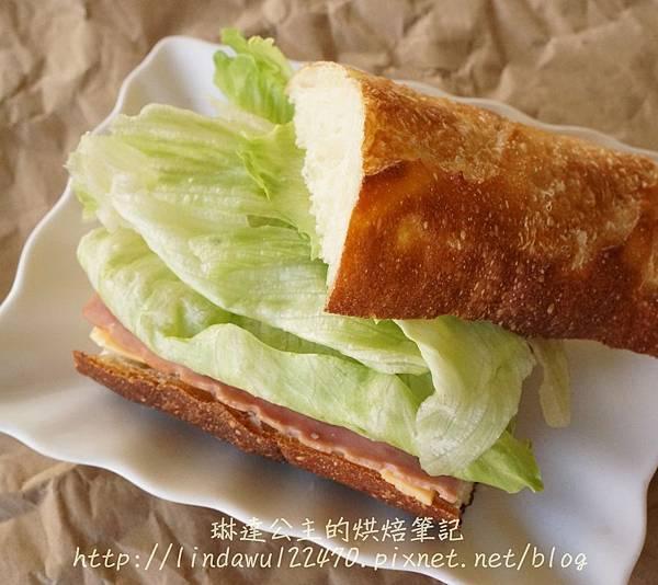 第102號法國麵包-成品圖3