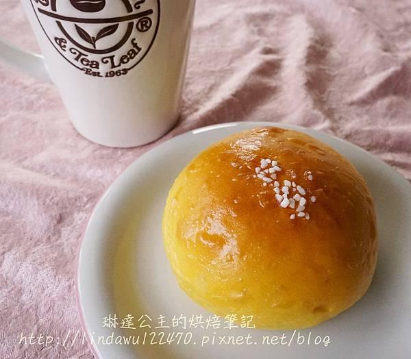 2014-12-15早餐南瓜餐包