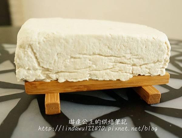 自製豆腐(鹽滷)7