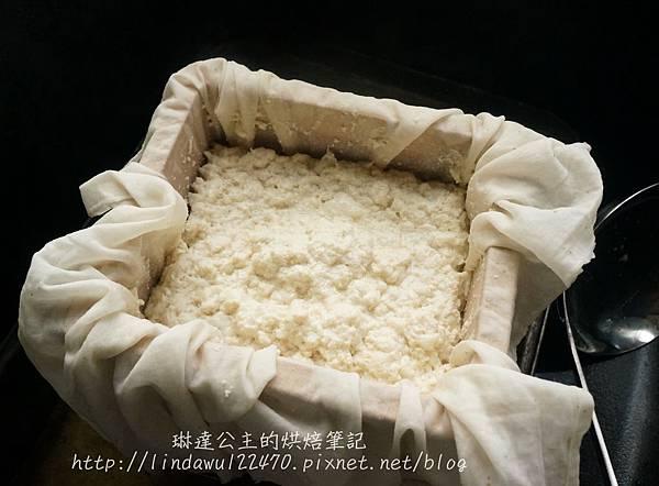 自製豆腐(鹽滷)9