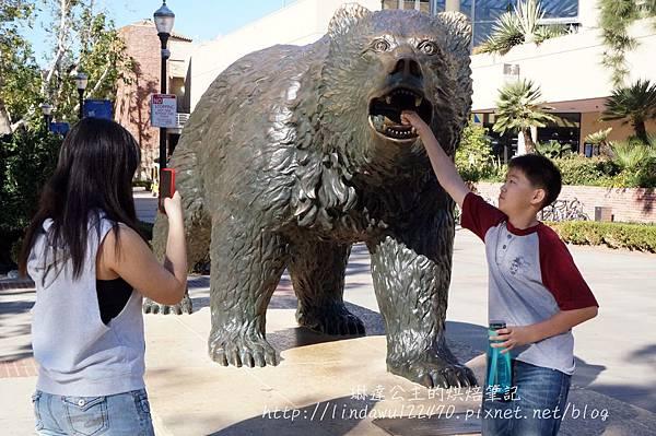 參觀UCLA 6