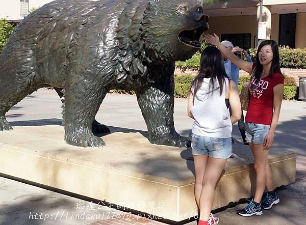 參觀UCLA 7