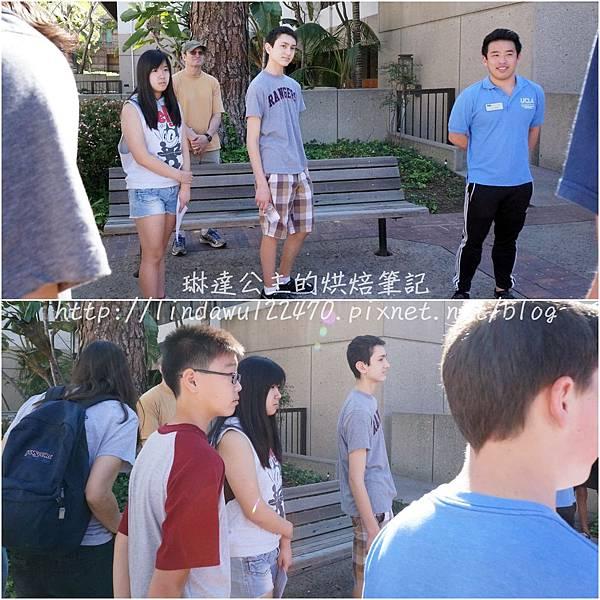 參觀UCLA 8
