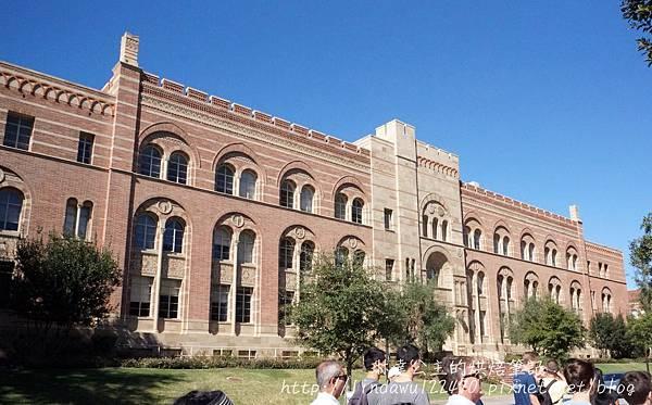參觀UCLA 14