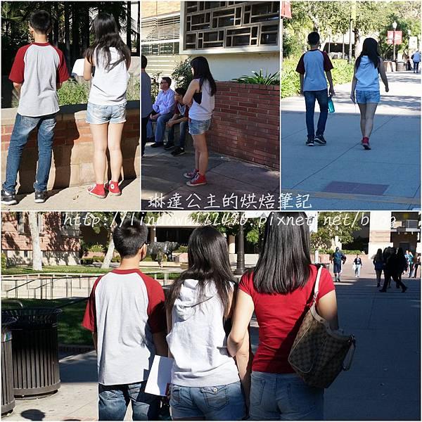 參觀UCLA 30