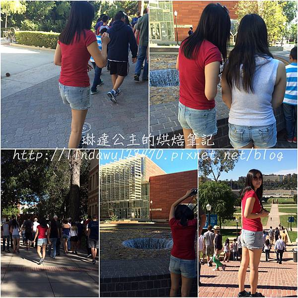參觀UCLA 29