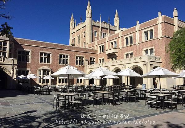 參觀UCLA 28