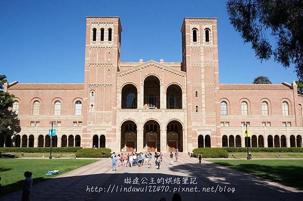 參觀UCLA 37