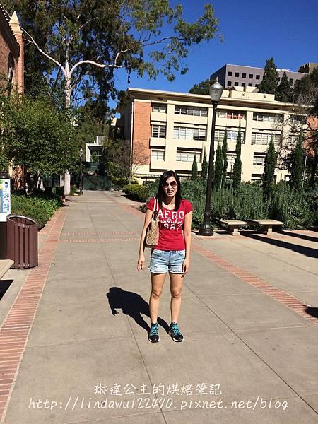 參觀UCLA 38